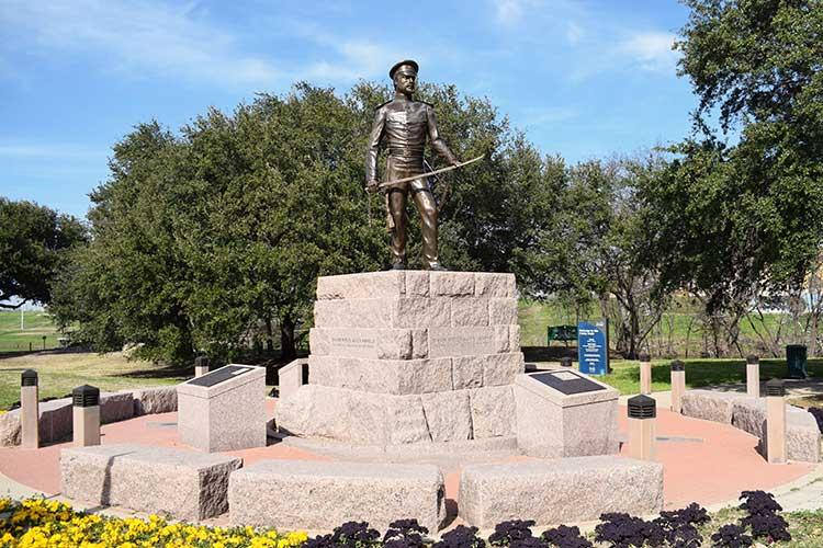 Major Ripley Arnold Statue
